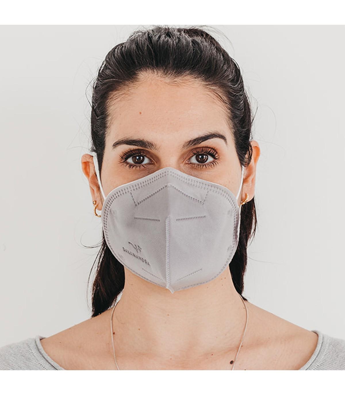 FFP2 face mask - grey